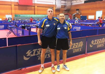 "Zawodnicy GZSN ""START"" na China Open"